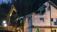 Abriss des Hauses - Foto/Abbildung: SWR Landesschau