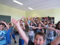 Teamtag unserer Fünftklässler