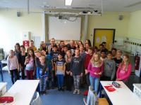 Die Schülervertretung 2016/17 - Foto/Abbildung: Timm Ole Bernshausen
