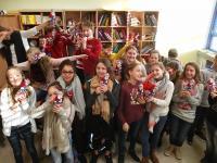 Der Nikolaus zu Gast in Remagen - Foto/Abbildung: Timm Ole Bernshausen