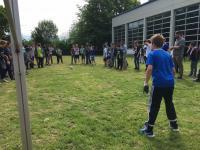 5er/6er: Spannung in den Spielen beim Pausenkiste-Cup - Foto/Abbildung: Simone Klöckner