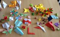 Origami - Schönes aus Papier - Foto/Abbildung: Lilo Wenz