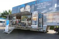 Info-Truck der ME-Industrie - Foto/Abbildung: Sandra Rosa