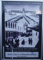 9a: Ausstellung zum Thema Völkermord - Foto/Abbildung: Yvonne Hölscher