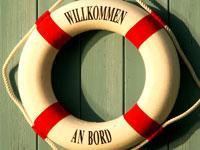 Willkommen an Bord - Foto/Abbildung: viocat / pixelio.de