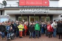 'Die wilden Schwäne' in den Kammerspielen Bonn - Foto/Abbildung: Sandra Rosa